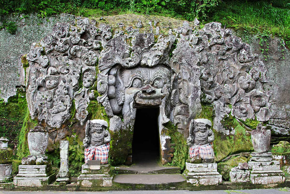Goa Gajah Bali Tour Package