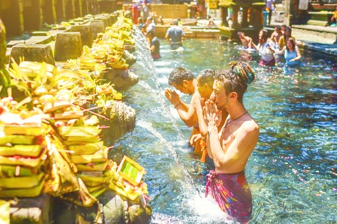 holy spring temple bali