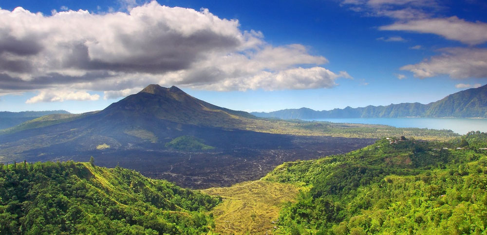kintamani volcano bali tour package