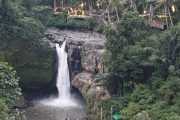 tegenungan waterfall