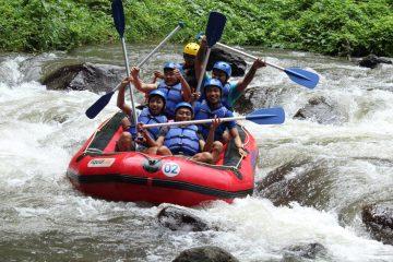 Cheapest Bali rafting Tour, White Water Rafting