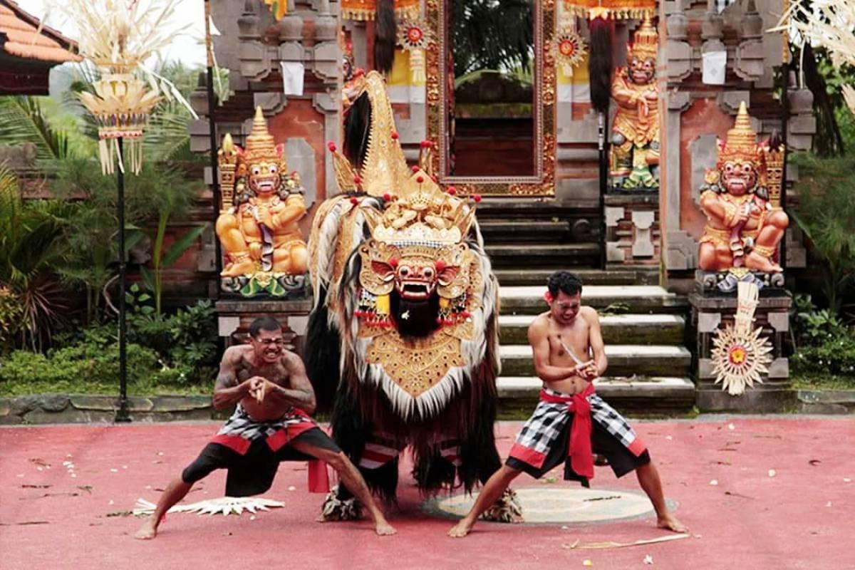 barong kriss dance