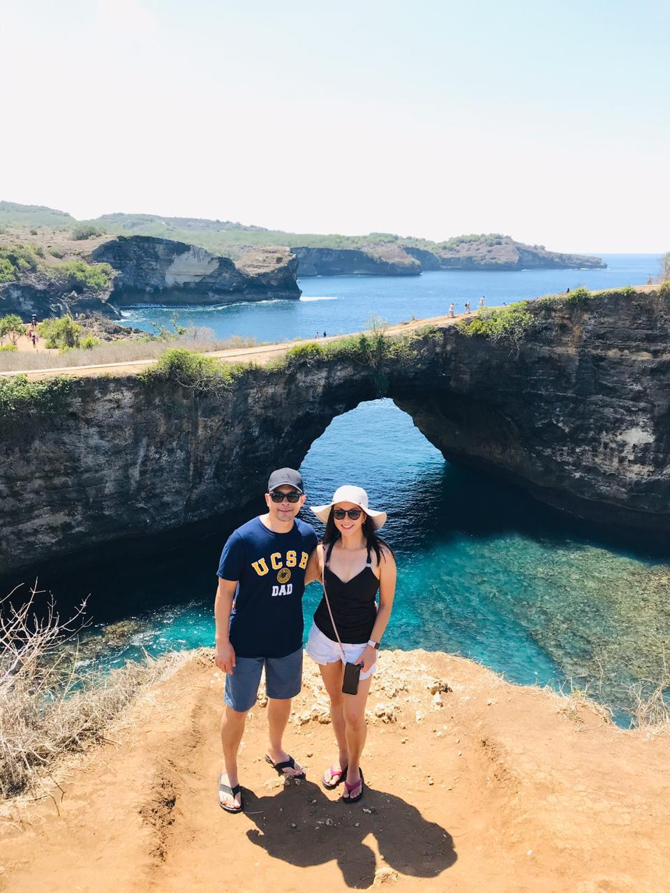 broken beach Nusa Penida Island Tour