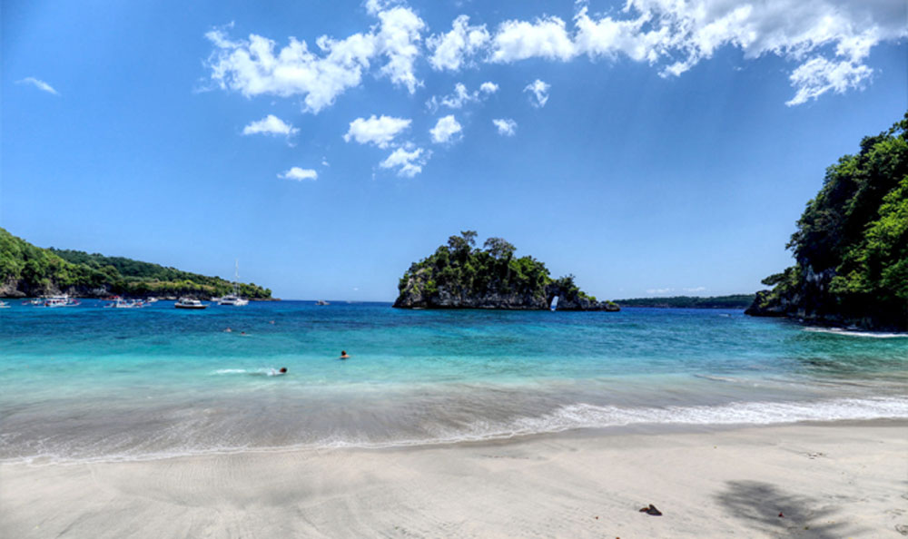 cristal bay beach