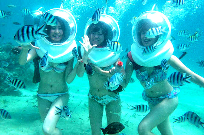 Bali Water Sport Package Ocean Walker