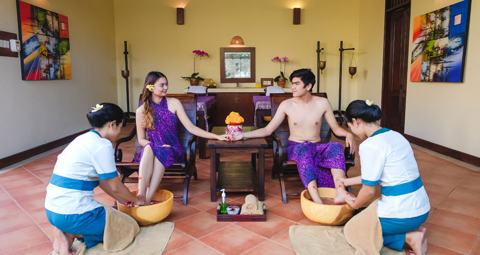 bali full day tour with spa