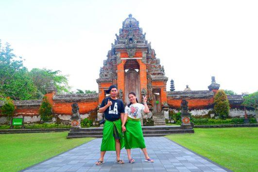 taman ayun temple Unique Explore Bali Tour Package