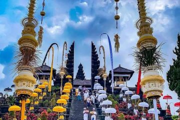 , The charm of east Bali