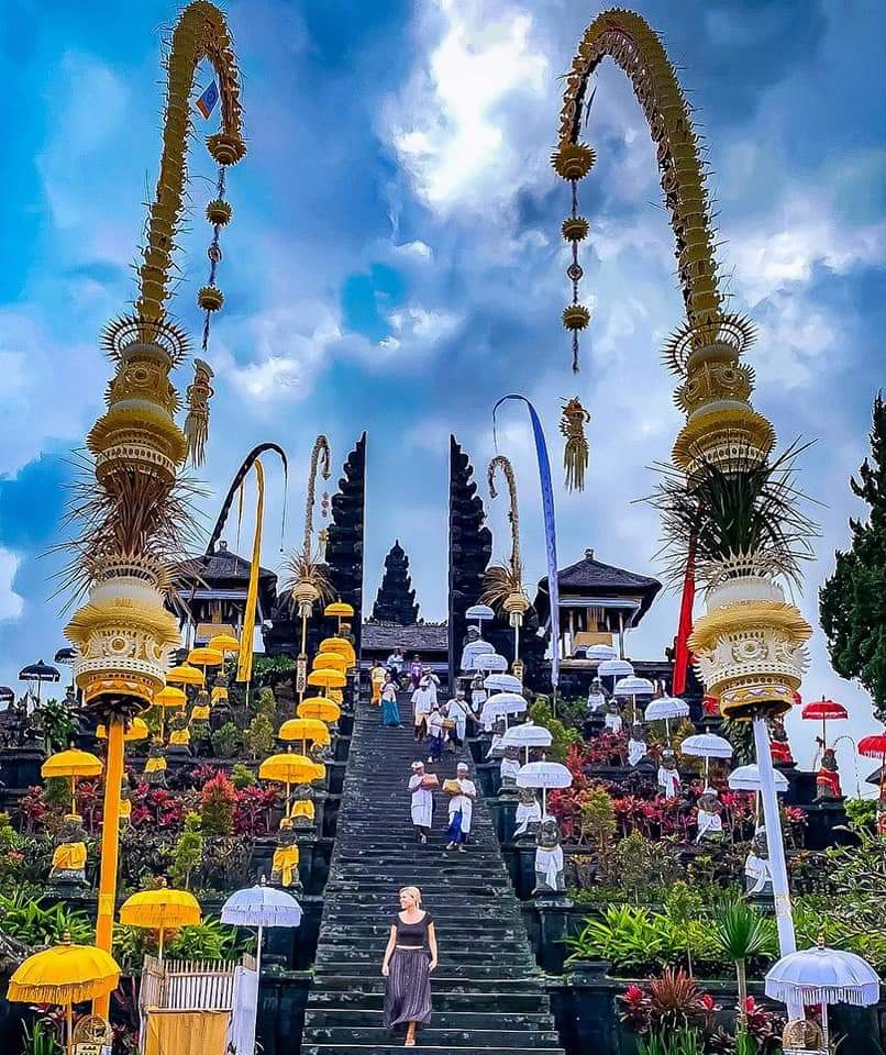 Besakih Mother Temple Of Bali With Lempuyang Gate Of Heaven Tour